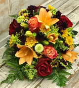 Cornucopia Thanksgiving Arrangement