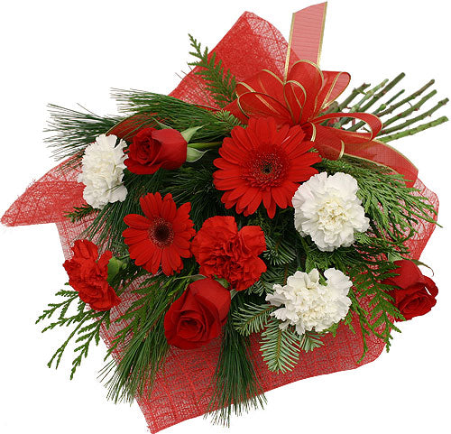 Christmas Bouquet - A little something gift