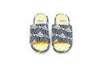 SUMMER HOTEL SLIDES - Black & White Shell print