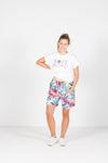 UNWINDER SHORTS - Queen Protea