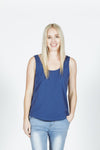 FRANKIE TOP - NAVY