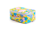 COSMETIC BAG - LARGE - Sunny Pops Print