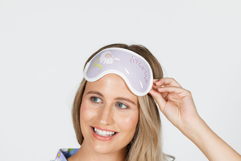 EYE MASK - Pick Me Print