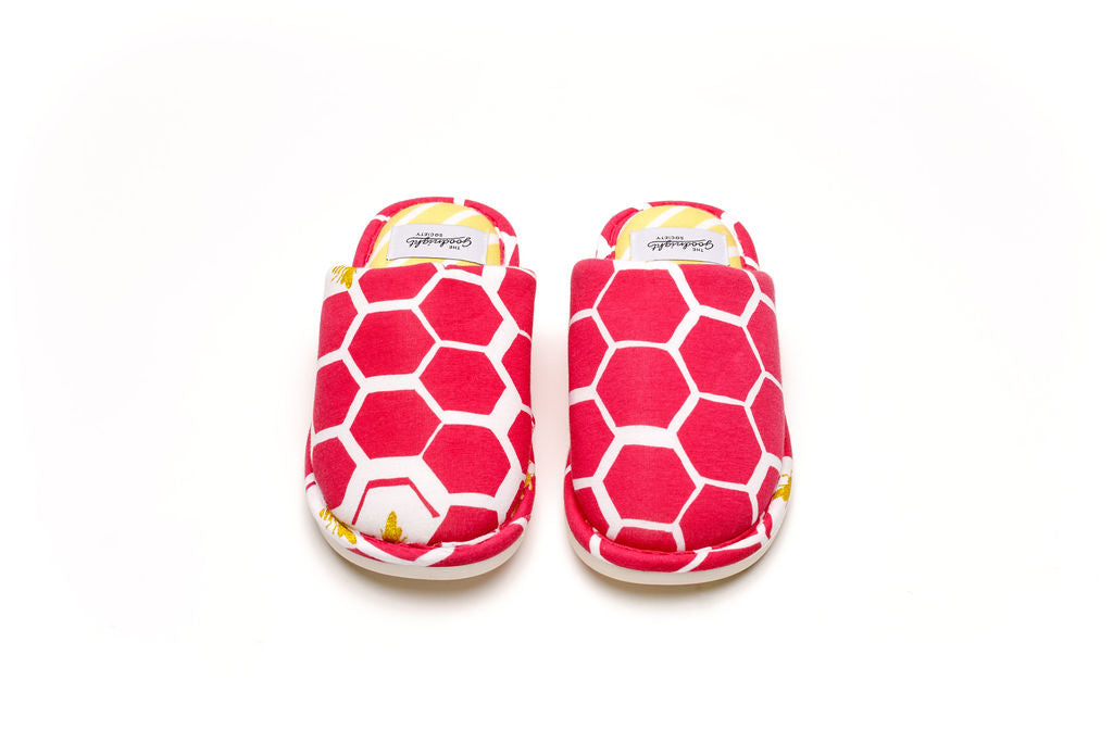 HOTEL SLIDES - Honey Bee Print
