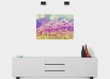 Load image into Gallery viewer, Rainbow Daisies Wall Mural - Blue Lake Decor