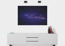 Load image into Gallery viewer, Andromeda Cloud Wall Mural - Blue Lake Decor