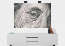 Load image into Gallery viewer, Franklin's Eye Wall Mural - Blue Lake Decor