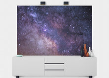 Load image into Gallery viewer, Starry Clusters Wall Mural - Blue Lake Decor