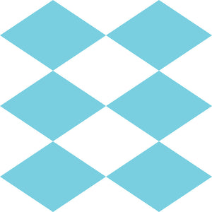 Checkered Diamonds Wallpaper - Blue Lake Decor