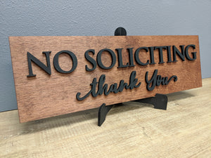 ADD-ON Sign Stand / Sign Display / Available in 3 Sizes - Blue Lake Decor