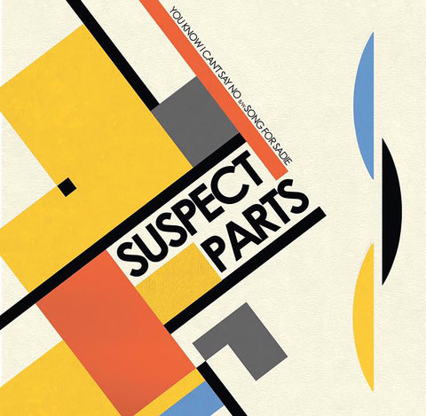 Suspect Parts - You Know I Can't Say No 7""