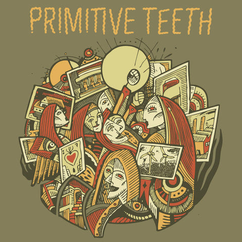 Primitive Teeth - Demo tape