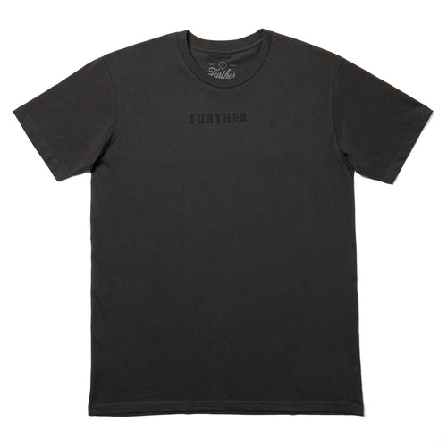 Foreign Tee (Black)