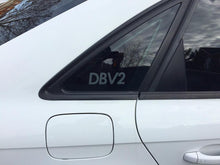 DBV2 Sport Imports Decal Sticker