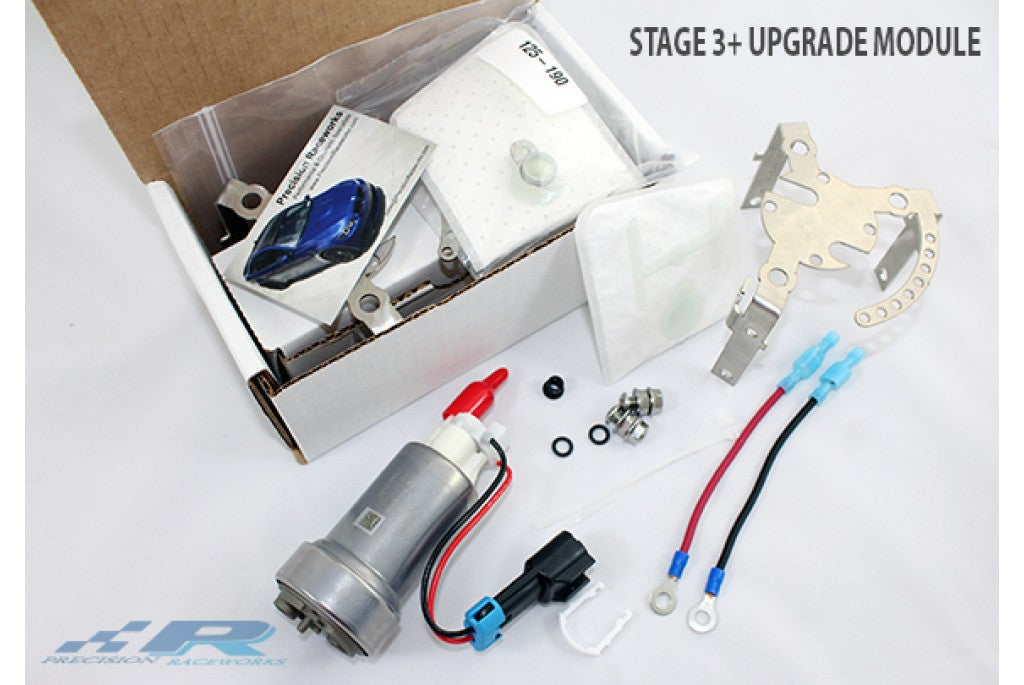 Precision Raceworks N54 Stage 3+ Fuel Pump Kit