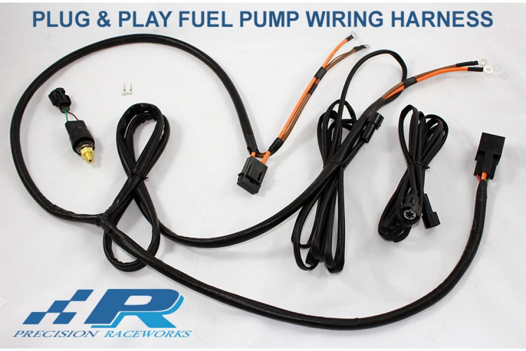 Plug & Play Fuel Pump Activation Harness