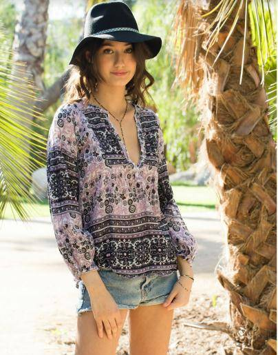 Cover your head with boho this summer!