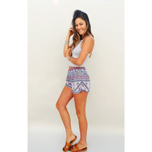 Bella Shorts - Blue Boheme