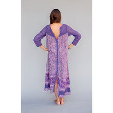 Venice Beach Dress or Duster - Blue Boheme