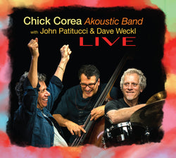 Chick Corea Akoustic Band: Live (2018 Album)
