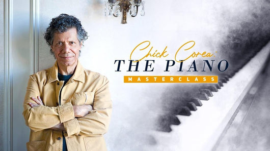 Chick Corea: The Piano (Digital Workshop)
