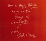 Flying on the Wings of Creativity