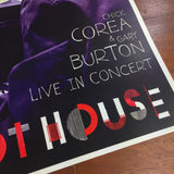 Corea & Burton: Hot House Poster