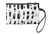 Leave Your Mark Small Coin Wristlet