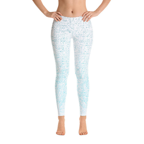 Music Collection Gradient Specks Leggings