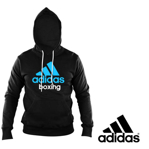 adidas Boxing Pullover Hoodie Black