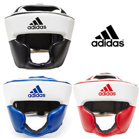 adidas Response Standard Boxing Head Guard