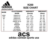 adidas  Karate Kids 7oz