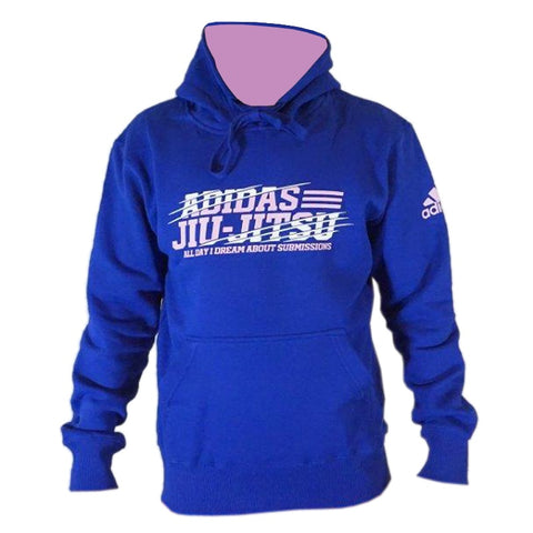 "adidas Jiu Jitsu ""All Day I Dream about Submission"" Hoodie"