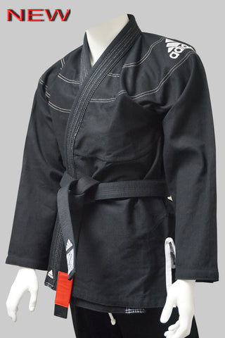 NEW adidas Challenge 2.0 BJJ GI ULTRA LIGHT 350gr Black