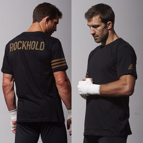 Ltd Edition Rockhold Champion Tee