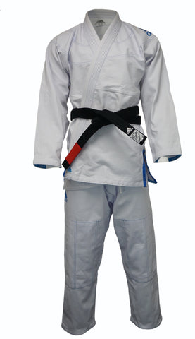 NEW adidas Challenge 2.0 BJJ GI ULTRA LIGHT 350gr White