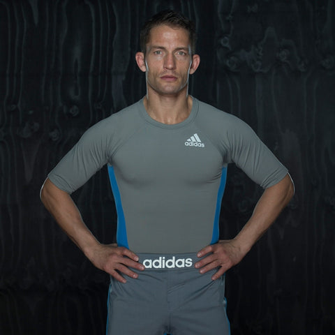 Foundation Training Rashguard S/S