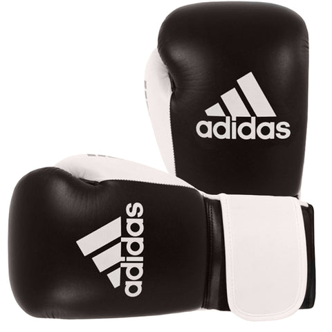 "Adidas ""Glory"" Professional Boxing Gloves 100% Real Cowhide Leather"