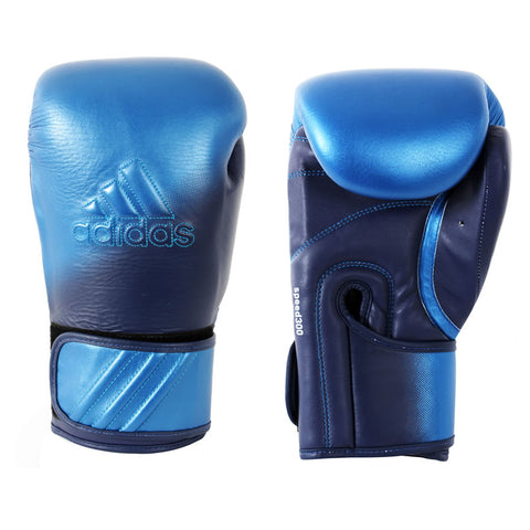 Adidas Speed 300D  Boxing Gloves 100% Cowhide Leather