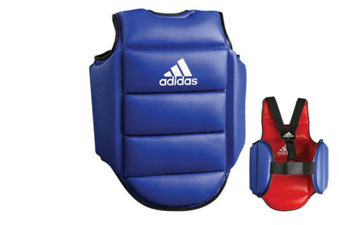 adidas karate chestguard