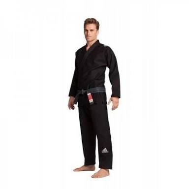 adidas IBJJF RESPONSE BJJ GI 280gr Ultra Light Black