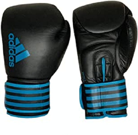 Adidas Competition Hybrid 2 Boxing Glove 100% Real Cow Leather