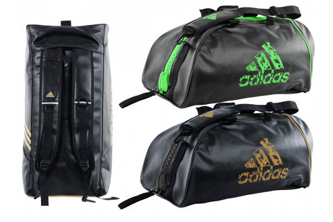 adidas 2-IN-1 Training Backpack/Duffel Bag