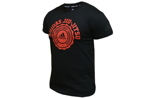 Adidas Jiu Jitsu Tee Shirt All Day Dream About Submission New
