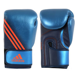 Adidas Speed 300 Boxing Gloves Cowhide Leather