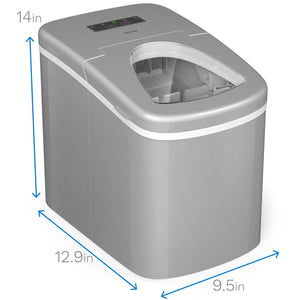 Length of ice maker