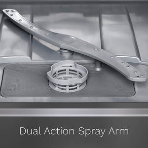 Dual Action dishwasher