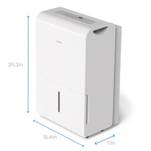 3,000 Sq. Ft Energy Star Dehumidifier for Large Rooms and Basements