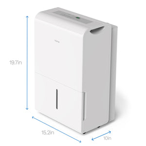 1,500 Sq. Ft Energy Star Dehumidifier for Medium to Large Rooms and Basements