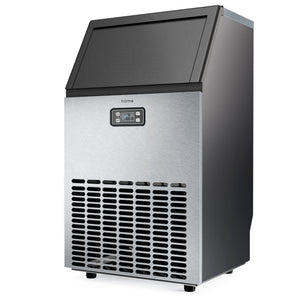 Commercial Ice Maker Machine - 143 lbs Capacity